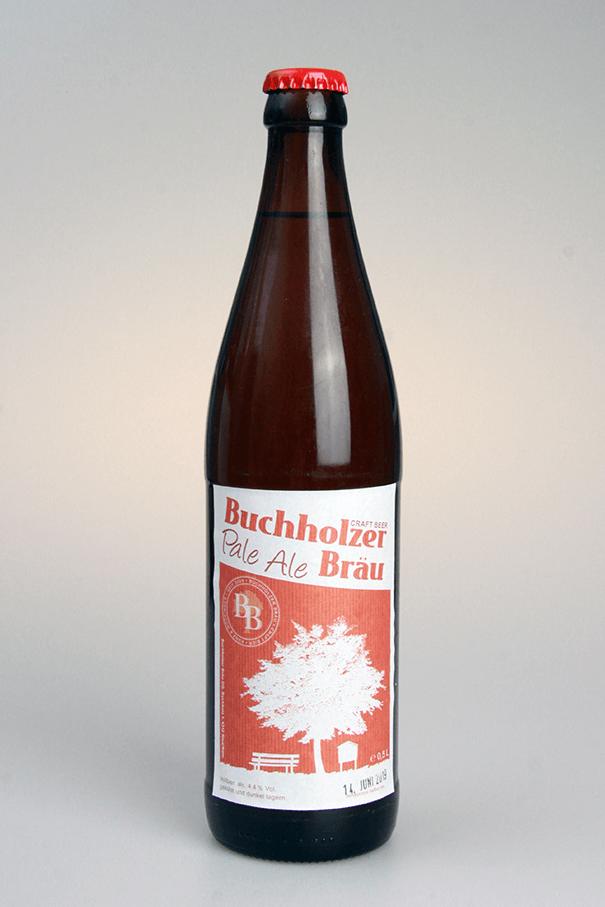 Grafikpunkt - Buchholzer Bräu, Pale Ale