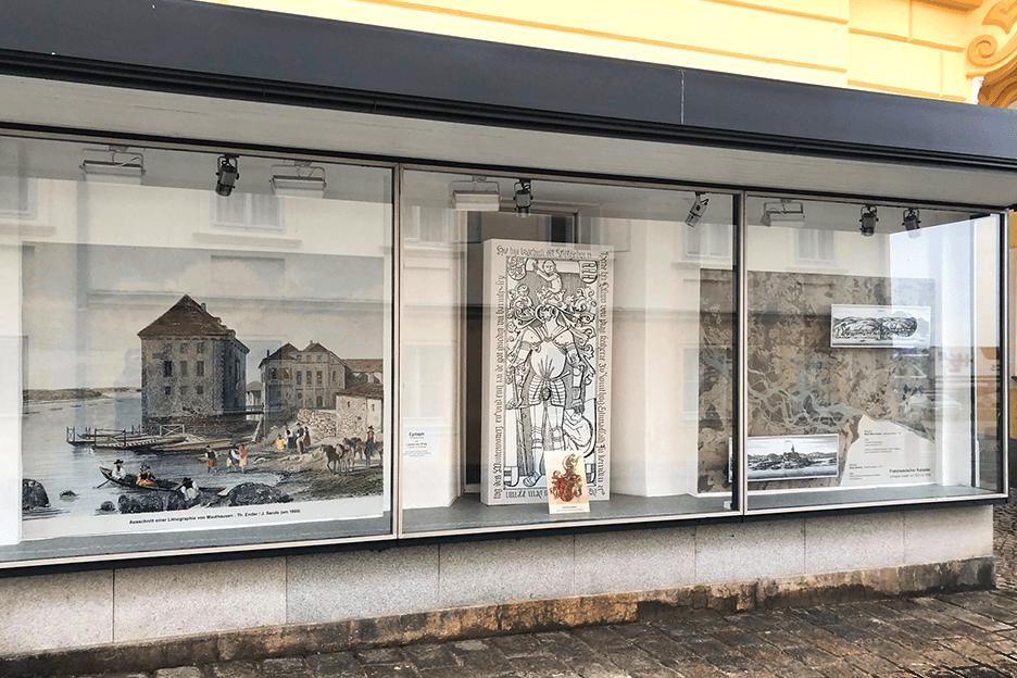Grafikpunkt - Museum Mauthausen