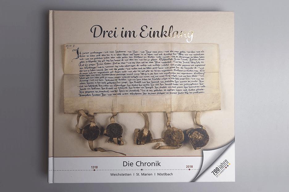 Grafikpunkt - St. Marien Chronik