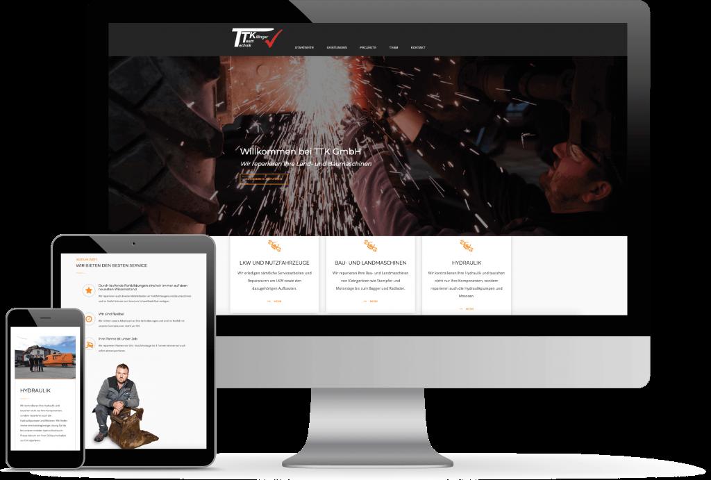 Werbeagentur Grafikpunkt - Kompetenzen Technikteam