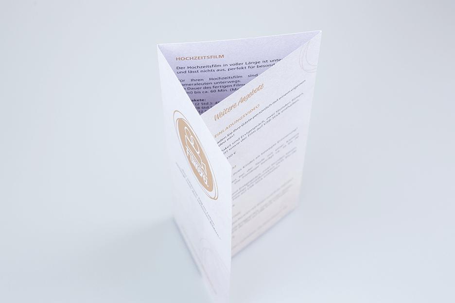 Grafikpunkt - Hochzeitsfilmerei Folder