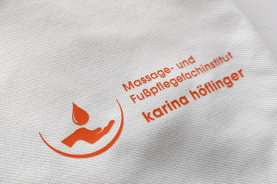 Grafikpunkt - Massage Höflinger