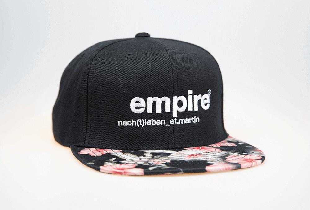 Grafikpunkt - Empire St. Martin, Nachtleben, Caps