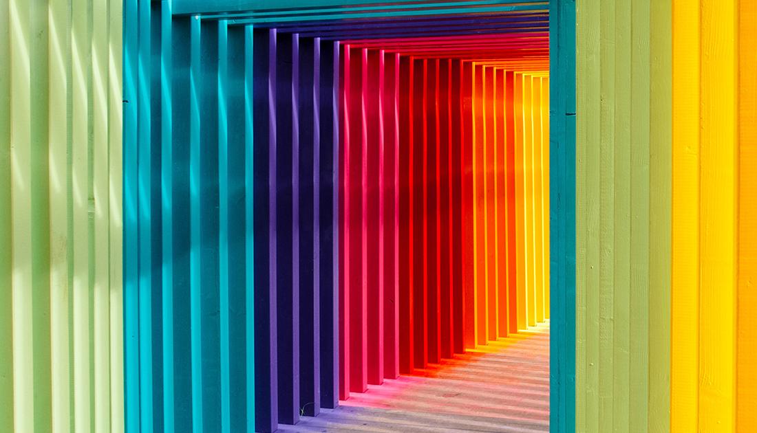 Wie Farben wirken